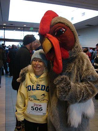 Barb Scrogham and Turkey - Jed photo