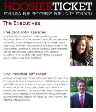 Fraser Jeff for VP
