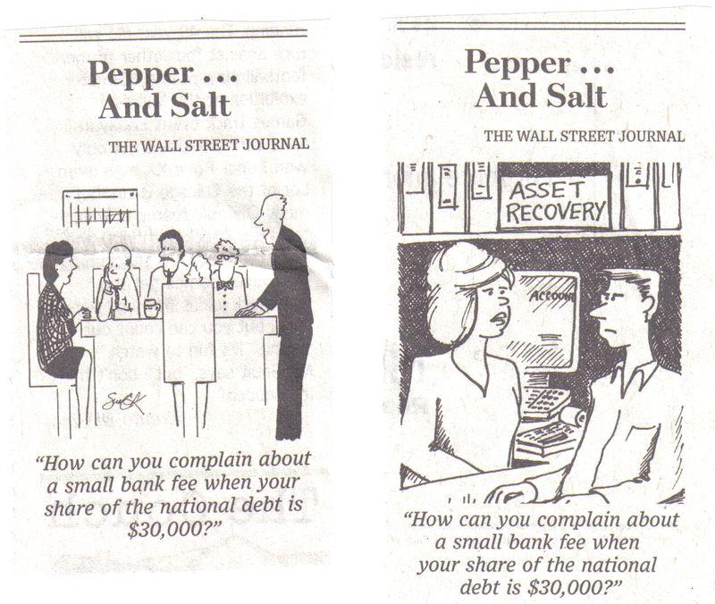 WSJ identical Pepper Salt caption Jan 29 30 2010