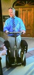 Bill brown segway