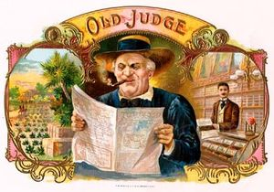 Old Judge tobacco