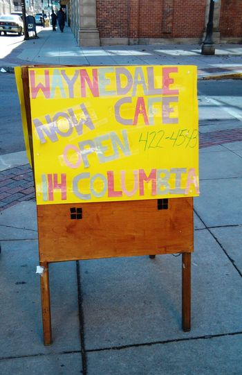 Waynedale Cafe