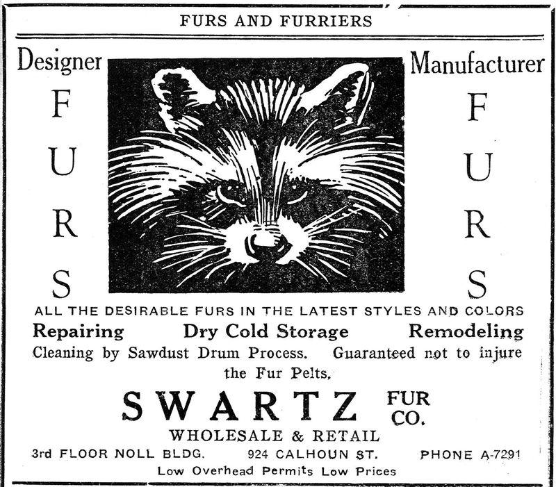 Swartz Furs a