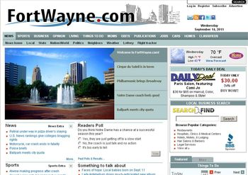 Fort Wayne dot com