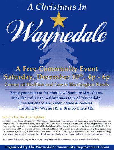 Christmas Waynedale 2011 smaller