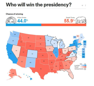 FiveThirtyEight Map