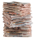 Newspaper_stack