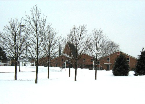 West residence halls