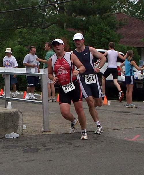 Paul Lagemann and Steven Hayes