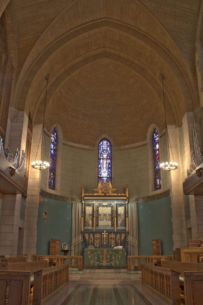 Fort Wayne Observed: Inside the City of Churches: Trinity ...