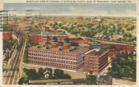 Fort Wayne Observed: Downtown letter