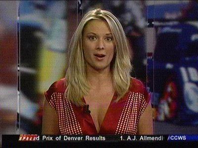Fort Wayne Observed Nicole Manske On The Speed Report