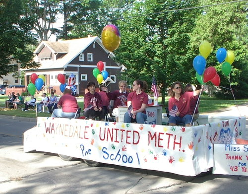 Waynedale United Methodist PreSchool